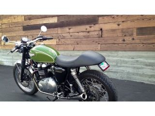 2007 Triumph Bonneville Custom