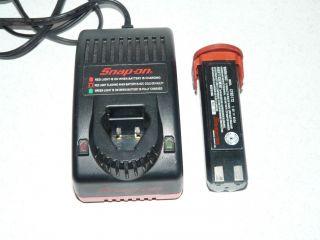 Snap on CTB5172 CTC572 7 2 V Volt Automotive Battery Charger Auto