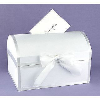 Simple Elegant Wedding Gifts Card Box Money Box