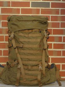 ae508d41f86 ... US Navy Seal SWCC Arc'teryx Leaf Tango Rucksack Pack Bag Crocodile  Backpack ...