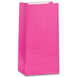 Paper Gift Bags Choose from 17 Colours Party Bag Filler Pinata Toy