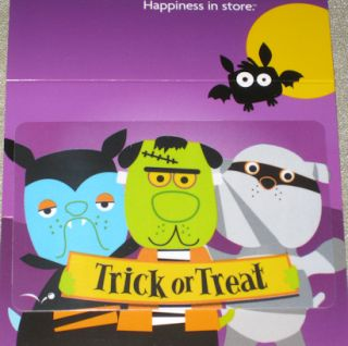 "Petsmart Halloween Collectible Gift Card No Value New ""Dogs in Costume"" 2012"