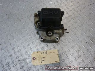 Kawasaki Mule 2510 4x4 KAF620 A6 00 Engine Cylinder Head Front