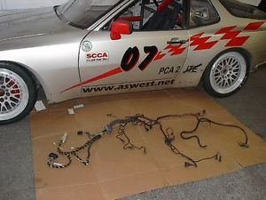 Swell Porsche 944 Turbo 951 Complete Engine Wiring Harnesses Two Available Wiring Database Wedabyuccorg