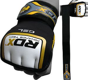 RDX Gel Hand Wraps Gloves MMA Boxing Inner Bandages Muay Thai Grappling Fight Uf