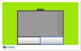 Soundgraph Hummin' Wireless HTPC Barebone with Fingervu 1016W Wireless Monitor
