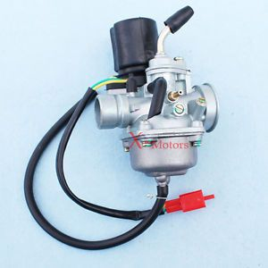 New Carburetor of Yamaha Jog 50 50cc Scooter Carb 19mm Intake Jog 50 Carb