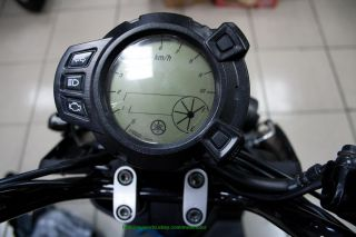 Mos Yamaha Zuma BWS x 125 Genuine LCD Speedometer Scooter Motorcycle Parts