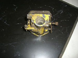 Vintage Kart McCulloch Racing Engine Carburetor