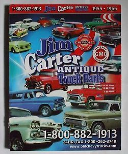 Jim Carter Antique Truck Parts Catalog 1955 1966 Chevrolet GMC Truck Parts