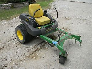 """John Deere 757 60"""" Zero Turn Riding Mower for Parts All or Part"""