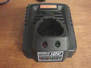 Craftsman Nextec 12 Volt Battery Charger 320 10006