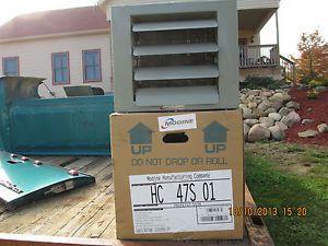 Modine HC 47s 01 Horizontal Steam Hot Water Unit Heaters 2
