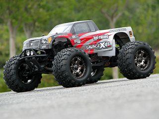 HPI Racing Savage XL 5 9 105532 GT 3 Truck Body Savage Genuine New Part