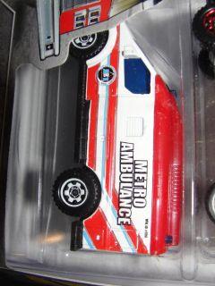 Matchbox Fire Pumper Truck