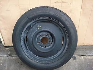 16x4 16 Space Saver Temporay Spare Tire Rim Chevy S10 Truck Sonoma Xtreme Truck