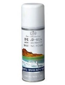 Mineral Moistening Shaving Foam Care Beauty Dead Sea Cosmetics Perfumes