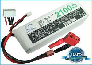 14 8V 2100mAh 30c RC Battery for Airplane Helicopter Racing Car Scale Boat