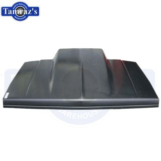 "82 93 Chevy S10 Truck 4"" Cowl Induction Hood Fiberglass"