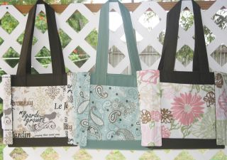 "Coupon Binder Cover Tote Bag Organizer with 3"" Binder"