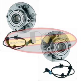 New Front Wheel Bearing Hub Assembly Chevy Chevrolet GMC Hummer 4x4