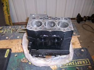 Ford New Holland GT65 LGT14D Tractor Engine Block E643