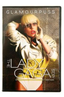 Glamourpuss The Lady Gaga Story DVD
