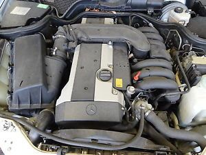 Engine 1997 Mercedes Benz E320 with 71 834 Miles 3 2L Motor