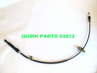 1998 2002 Mazda 626 Auto Transmission Shift Cable Brand New Genuine