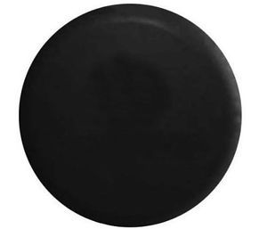Hot 17inch Universal Solid Black Spare Wheel Tire Cover Covers (Fits:All Car)