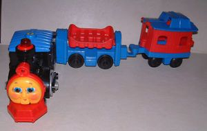 Fisher Price TOOT TOOT Train