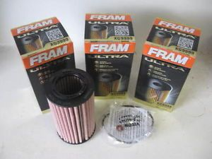Fram XG9999 Ultra Guard Synthetic Oil Filter Lot 3 Three 15K Protection