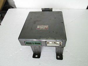 90 91 92 93 94 Suzuki Samurai ECU ECM Engine Computer Box 33920 80C30