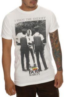 Bob Marley Sheriff T Shirt