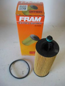 Chrysler Dodge Jeep Fram CH11665 Oil Filter Fits OE 68191349AA MO349