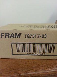 Lot of 6 Fram Tough Guard TG7317 Oil Filters