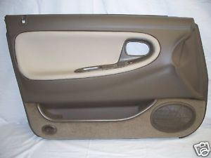 Mazda 626 LF Interior Door Panel Leather 93 97 New