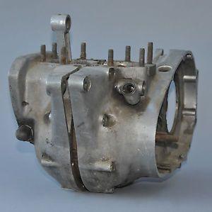 Triumph Bonneville 650 Engine Cases with Crankshaft T120R