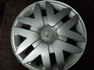 Toyota Sienna 2004 2010 Hubcap Wheel Cover