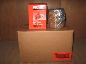 Many Older Car Truck Tractor Farm Fram C134PL C134A C134 Oil Filter Case 6 Six
