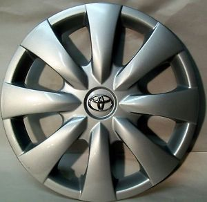"Wheel Covers Hubcaps Toyota Corolla 2009 2010 15"" 61147"