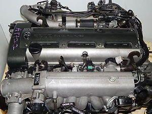 Toyota Aristo S147 2jz GTE Engine Transmission ECU Lexus GS300 Turbo Swap 90 97