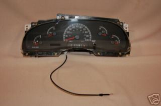 2004 ford f150 instrument panel