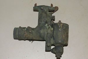 Stromberg M 1 Brass Carburetor Car Truck Gas Engine Steam Tractor Motorcycle