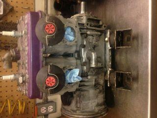 Skidoo Formual MXZ 670 Engine