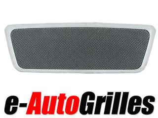 04 08 Ford F150 Chrome 2 0mm Mesh Billet Grille Shell