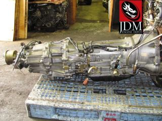 96 00 Nissan Pathfinder Frontier QX4 SOHC V6 3 3L Auto Transmission JDM VG33E