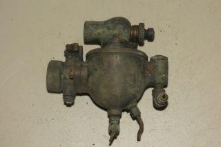 Schebler Brass Carburetor Car Truck Gas Engine Steam Tractor Motorcycle