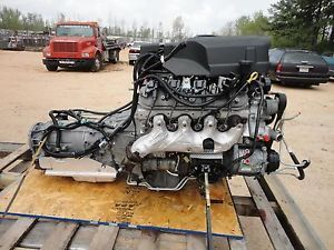 2010 Chevrolet L9H 6 2 Vortec Engine and 6L80E 4x4 Tranmission L92 LS3 LSX LS1