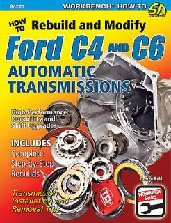 Ford C4 Automatic Transmission